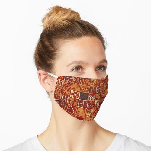 INCA. Tunika. Maske