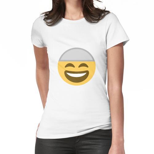 Muslimischer Emoji Frauen T-Shirt