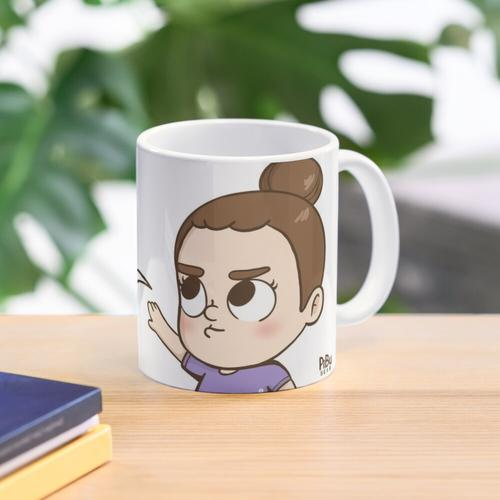 Don't touch my cup Mug