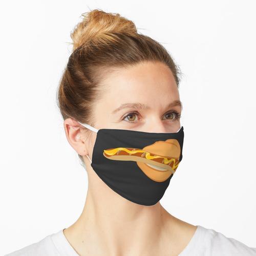 Bratwurst Maske