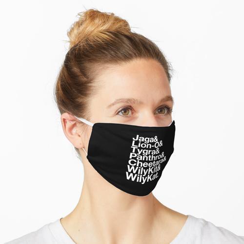 Donner, Donner, Donner. Maske