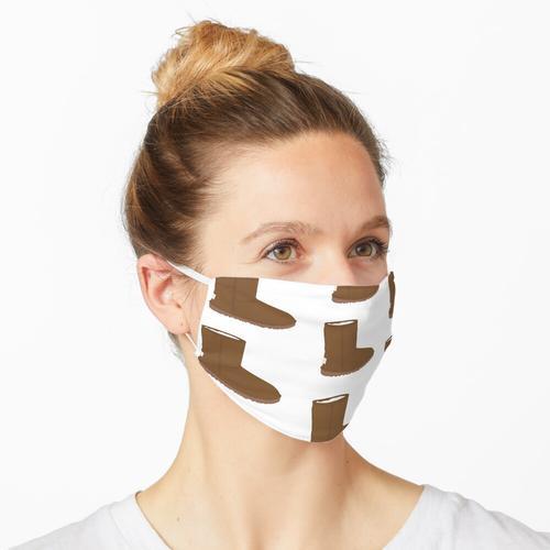 UGG-Stiefel Maske