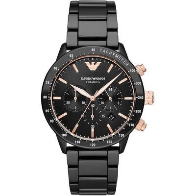 Watches - Black - Emporio Armani Watches