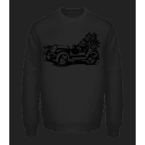 Weihnachten Oldtimer - Unisex Pullover