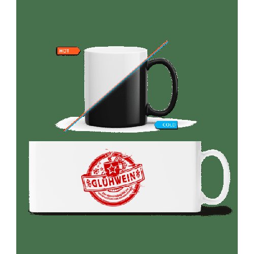Glühwein Logo - Zaubertasse