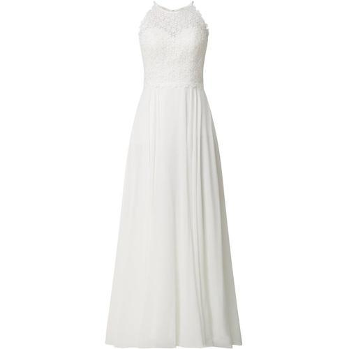 Luxuar Brautkleid mit Häkelspitze
