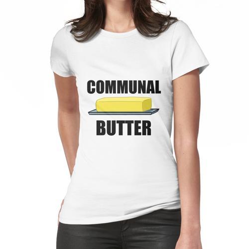 Kommunale Butter Frauen T-Shirt