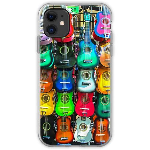 Take Your Pick - für Gitarrenpicking Flexible Hülle für iPhone 11