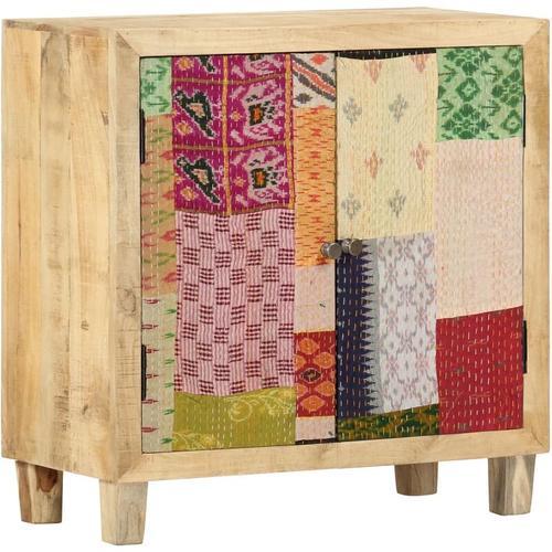 Vidaxl - Sideboard Patchwork 70×35×75 cm Mango Massivholz