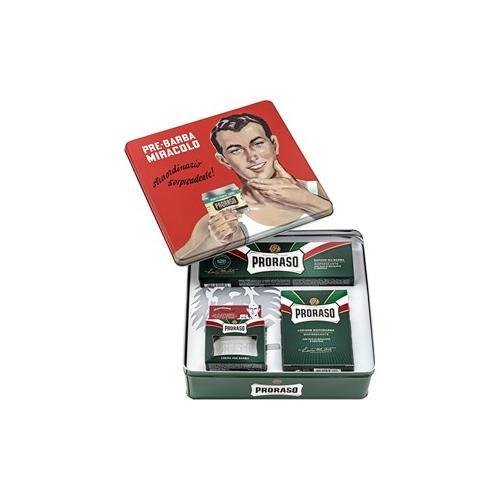 Proraso Herrenpflege Refresh Geschenkset Pre-Shave Creme 100 ml + Rasiercreme 150 ml + After Shave Balsam 100 ml 1 Stk.