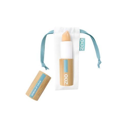zao Gesicht Primer & Concealer Bamboo Concealer Stick Nr. 493 Brown Pink 3,50 g