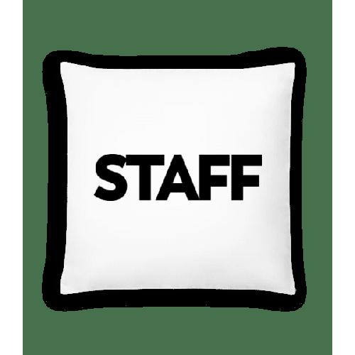 Staff - Kissen