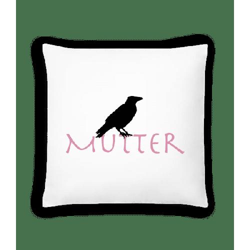 Rabenmutter - Kissen