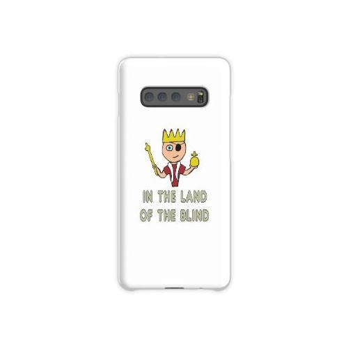 Im Land der Blinden Samsung Galaxy S10 Plus Case