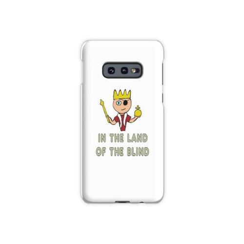 Im Land der Blinden Samsung Galaxy S10e Case