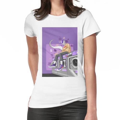 Gefrierschrank Frauen T-Shirt