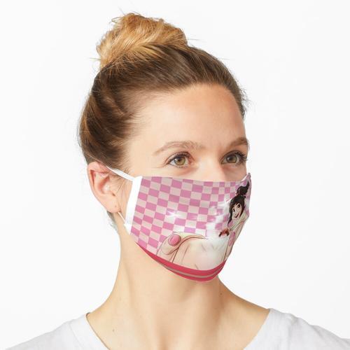 Konsolenroulade Maske