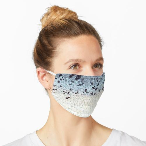 Lachsforellenhaut Maske