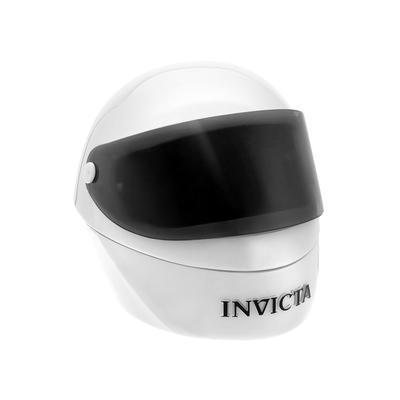 Invicta S1 Rally White 1-Slot Impact Case - Model IPM276
