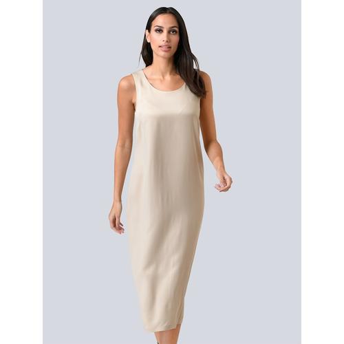 Alba Moda, Kleid in edler Qualität, beige