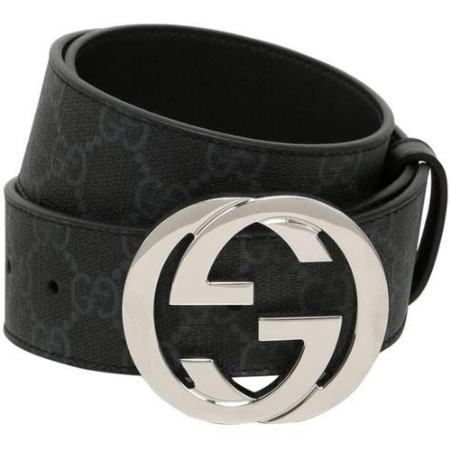 Gucci Gürtel aus GG Supreme mit GG Schnalle