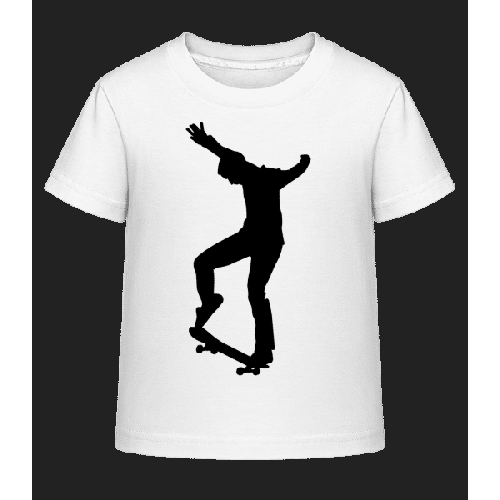 Skateboarder Manual - Kinder Shirtinator T-Shirt