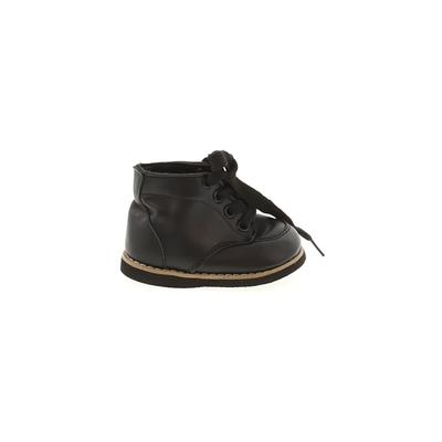 Assorted Brands Boots: Black Solid Shoes - Size 2