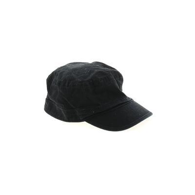 Baseball Cap: Black Accessories