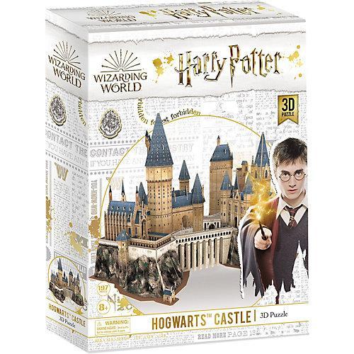 3D-Puzzle Harry Potter Hogwarts™ Castle, 187 Teile