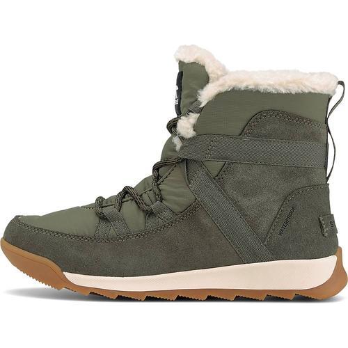 Sorel, Winter-Boots Whitney Ii Flurry in khaki, Boots für Damen Gr. 41