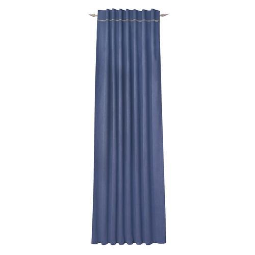Dekoschal 'Cord' Esprit Blau