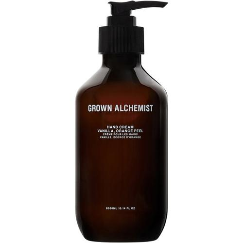 Grown Alchemist Hand Cream Vanilla & Orange Peel 300 ml Handcreme