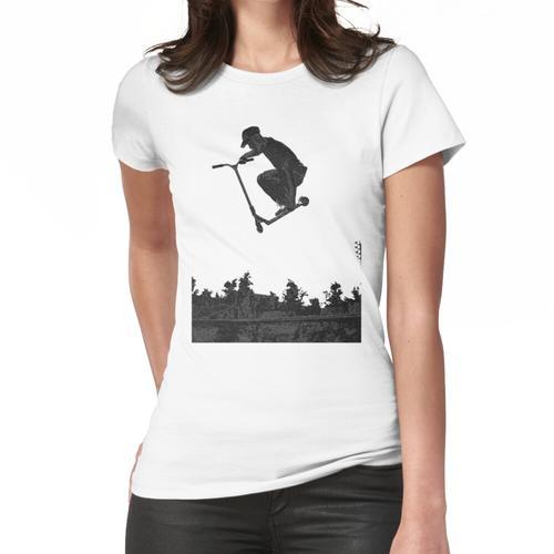 Elektroroller, Escooter Frauen T-Shirt