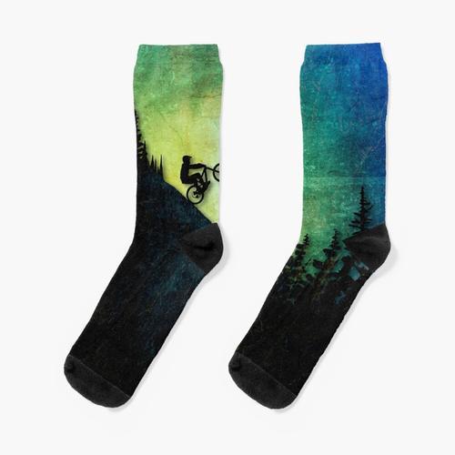 Downhill Farben Socken