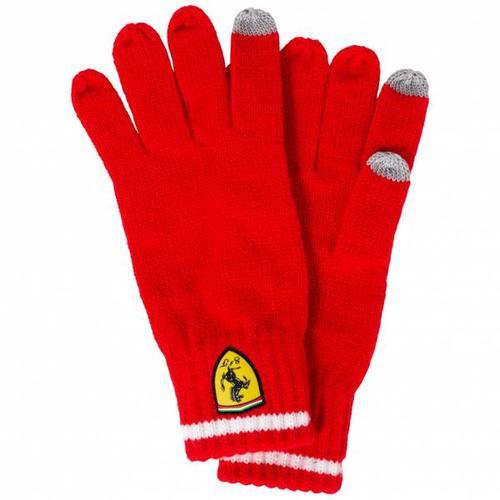 Scuderia Ferrari Knitted Gloves Winterhandschuhe 130181090-600