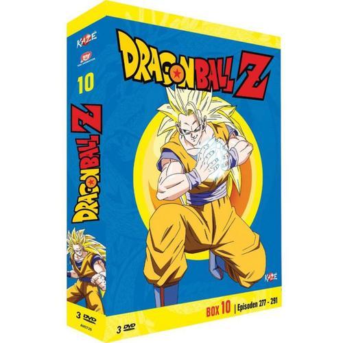DVD Dragonball Z - Box 10 Hörbuch