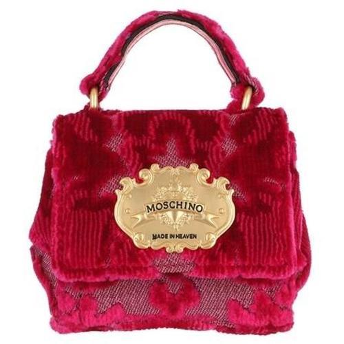Moschino Reisegepäck - Case - in pink - für Damen
