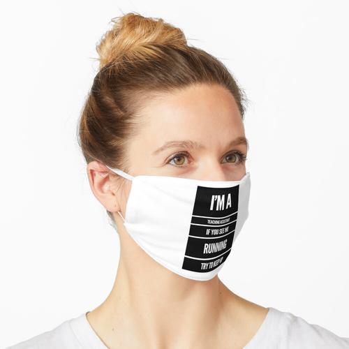 Lehrassistent Maske