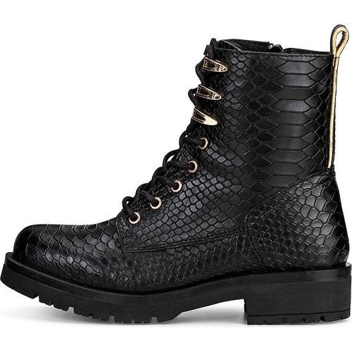 COX, Trend-Boots in schwarz, Boots für Damen Gr. 36