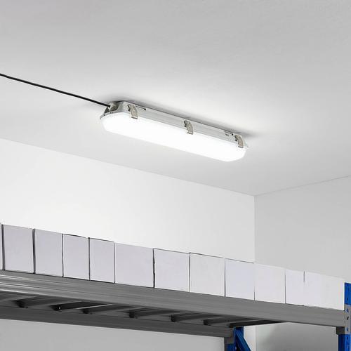Arcchio Rao LED-Feuchtraumleuchte, 61,8 cm