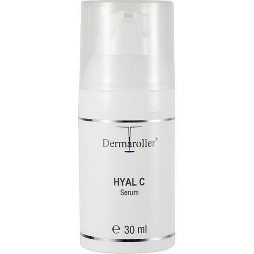 Dermaroller Hyal C Serum im Spender 30 ml Körperserum