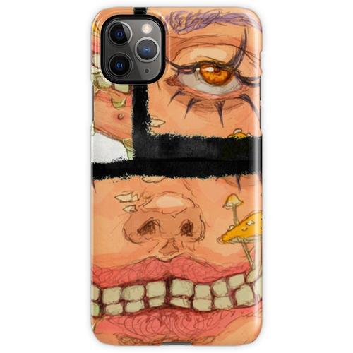 Zahnfleischentzündung iPhone 11 Pro Max Handyhülle