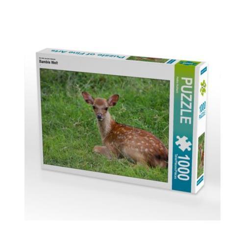 Bambis Welt Foto-Puzzle Bild von Heike Hultsch Puzzle