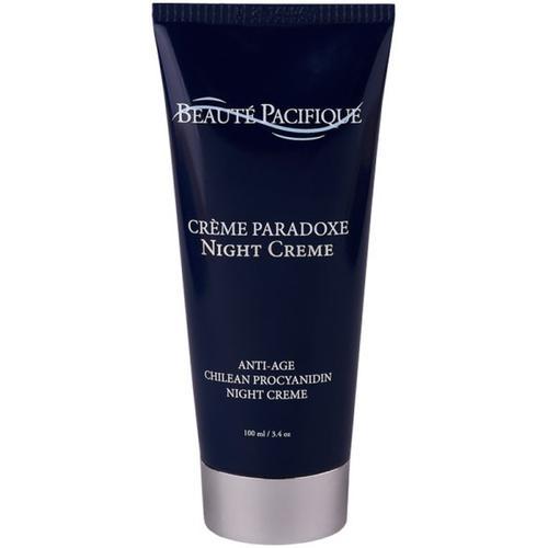 Beauté Pacifique Crème Paradoxe Anti-Age Night Cream / Tube 100 ml Nachtcreme