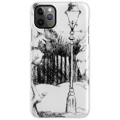 Laternenpfahl (Plexiglasgravur) iPhone 11 Pro Max Handyhülle