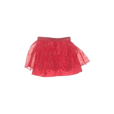 Holiday Time Skirt: Red Skirts & Dresses - Size 5Toddler