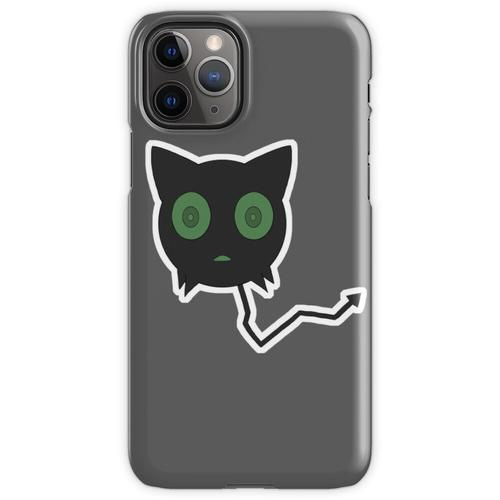 Kohlenteer iPhone 11 Pro Handyhülle