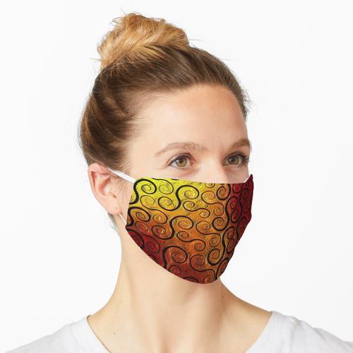 KUPFER ZU KUPFER Maske