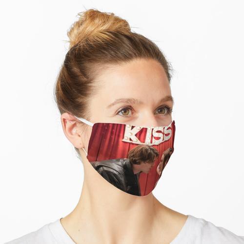 Kusskabine Maske