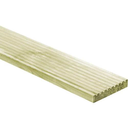 Terrassendielen 48 Stk. 150×14,5 cm Holz